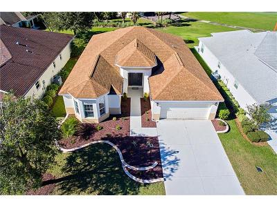The Villages Single Family Home For Sale: 1624 Gumwood Drive