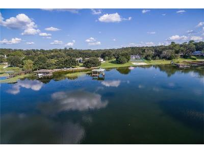 mount dora Residential Lots & Land For Sale: 2319 Overlook Drive