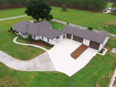 Groveland Single Family Home For Sale: 19544 County Road 33