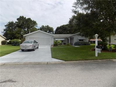 Lake County, Marion County Single Family Home For Sale: 17923 SE 105th Court