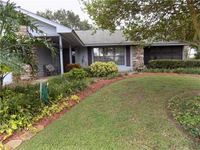Eustis Single Family Home For Sale: 3023 Lake Woodward Drive