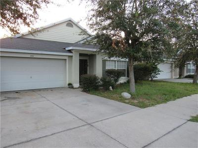 Tavares FL Single Family Home For Sale: $195,000