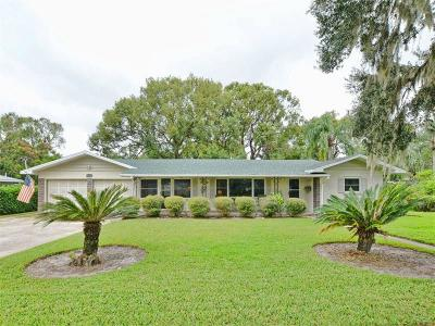 mount dora Single Family Home For Sale: 2011 Florence Road