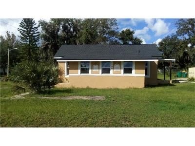 mount dora Single Family Home For Sale: 1309 Camp Avenue