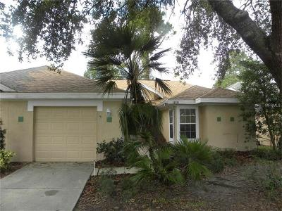Mount Dora, Mt Dora, Mt. Dora Single Family Home For Sale: 1831 Country Club Boulevard