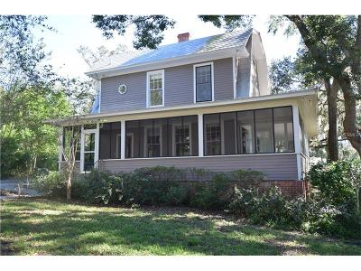 Clermont Single Family Home For Sale: 1633 Drew Avenue