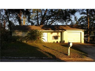orlando Single Family Home For Sale: 5511 Lesser Drive