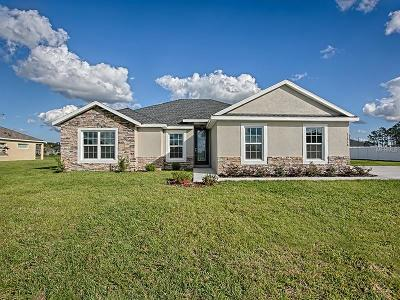 Eustis Single Family Home For Sale: Lot 17 Mattys Place