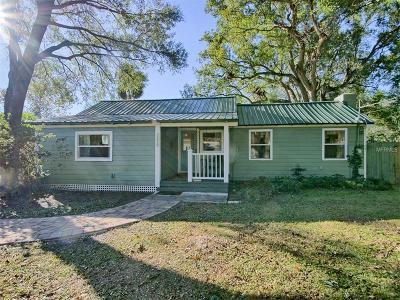 Mount Dora, Mt Dora, Mt. Dora Single Family Home For Sale: 1210 E 9th Avenue