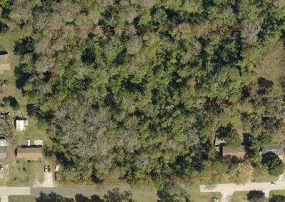 Leesburg Residential Lots & Land For Sale: Lake Eustis Drive