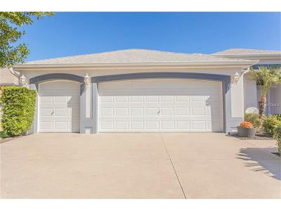 The Villages Single Family Home For Sale: 17859 86th Oak Leaf Terrace