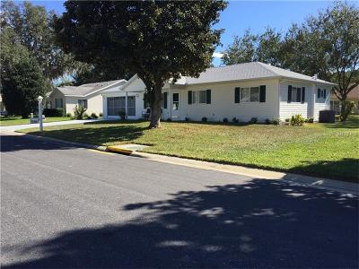 Single Family Home For Sale: 11316 SW 138th Lane