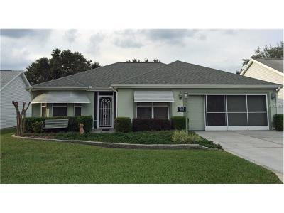 The Villages Single Family Home For Sale: 1725 Palo Alto Avenue