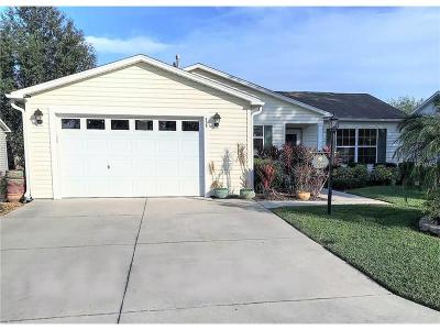 The Villages Single Family Home For Sale: 939 Haretison Avenue
