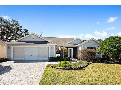 The Villages Single Family Home For Sale: 16826 SE 85th Sapelo Court
