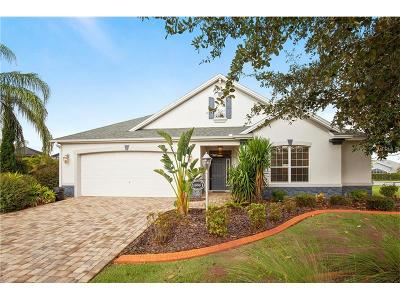 The Villages Single Family Home For Sale: 1606 Travelers Rest Court