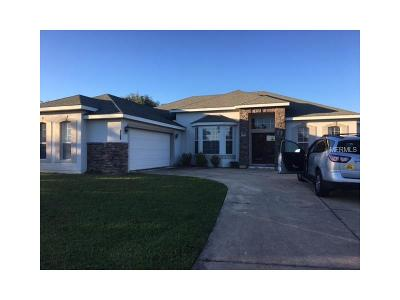 Eustis Single Family Home For Sale: 3205 Site To See Avenue