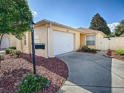 The Villages Single Family Home For Sale: 1140 Santa Cruz Drive