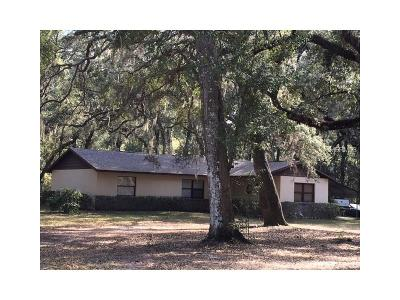 Summerfield FL Single Family Home For Sale: $229,000