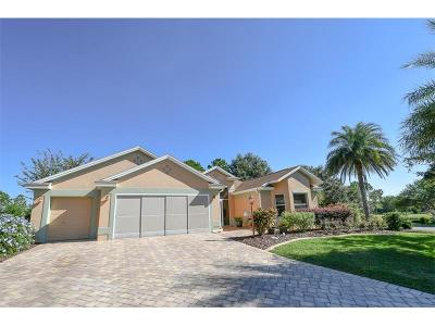The Villages Single Family Home For Sale: 7887 SE 167th Mistwood Lane