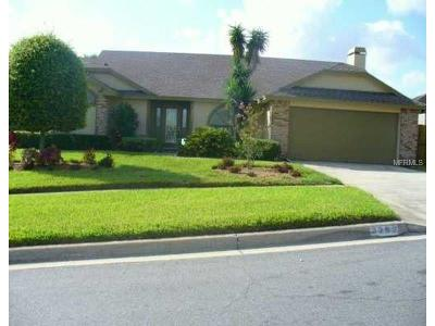 Orlando Single Family Home For Sale: 3353 Pell Mell Drive
