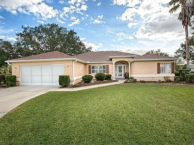 Summerfield FL Single Family Home For Sale: $332,000