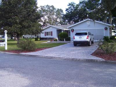 Summerfield FL Single Family Home For Sale: $152,500
