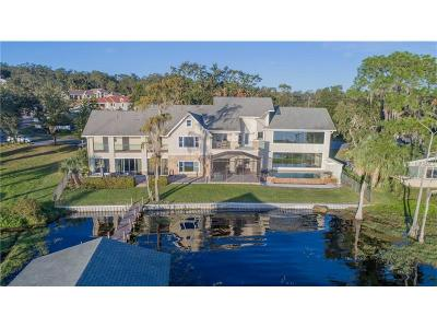 CLERMONT Single Family Home For Sale: 1900 S Lakeshore Drive