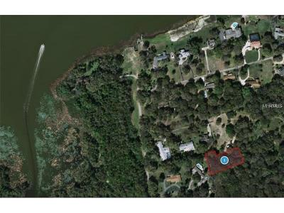 Leesburg Residential Lots & Land For Sale: Private