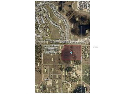 Groveland Residential Lots & Land For Sale: Wilson Lake Parkway