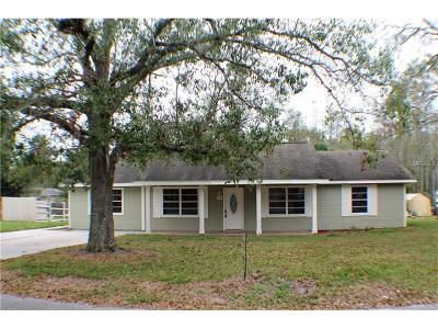 Groveland Single Family Home For Sale: 1340 Ardmore Road
