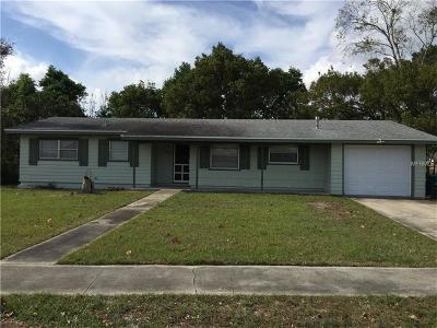 Deltona Single Family Home For Sale: 2310 Florida Drive