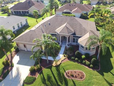 The Villages Single Family Home For Sale: 1512 Taylor Lane