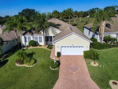Leesburg Single Family Home For Sale: 4818 Sable Ridge Court