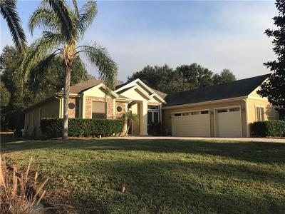 Montverde Single Family Home For Sale: 17011 Florence View Drive