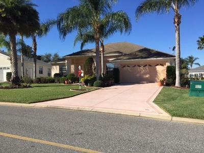Leesburg FL Single Family Home For Sale: $247,900