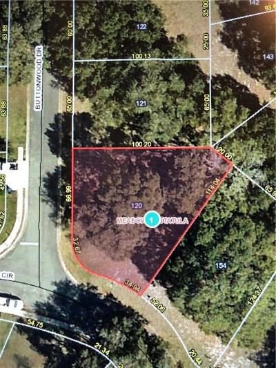 Astatula Residential Lots & Land For Sale: 25120 Buttonwood Drive #120