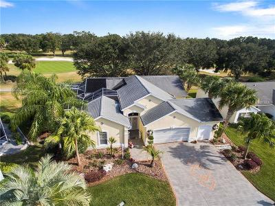 The Villages Single Family Home For Sale: 1118 San Antonio Lane