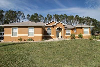 Clermont Single Family Home For Sale: 12934 Colonnade Circle