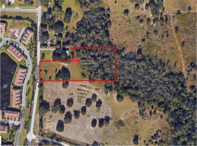 Davenport, Champions Gate Residential Lots & Land For Sale: 1245 S Goodman Road