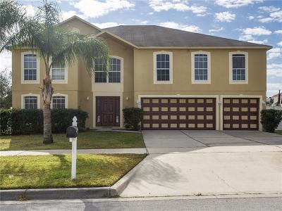 Clermont Single Family Home For Sale: 2957 Magnolia Blossom Cir