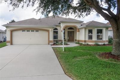 The Villages Single Family Home For Sale: 7192 SE 172nd Hazelwood Loop