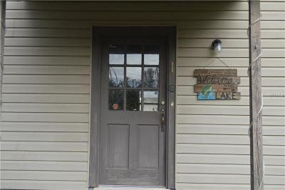 Orlando Single Family Home For Sale: 3849 Percival Road