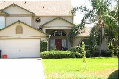 Orlando Single Family Home For Sale: 2609 Gilsom Court