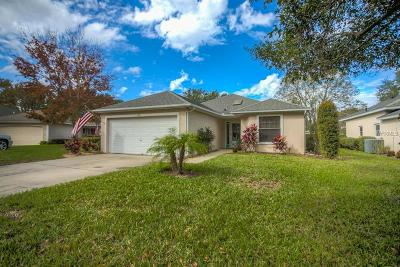 Tavares FL Single Family Home For Sale: $194,000