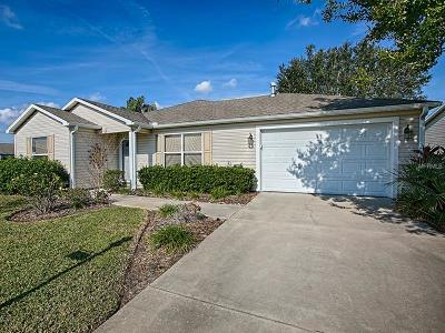 The Villages Single Family Home For Sale: 9221 SE 177th Dennis Place