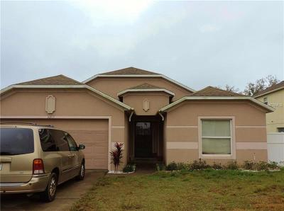Tavares FL Single Family Home For Sale: $169,500