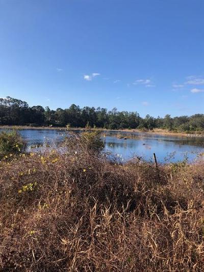 Eustis Residential Lots & Land For Sale: Red Oak Drive