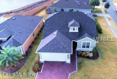 Lake County, Marion County Single Family Home For Sale: 9220 73rd Lane
