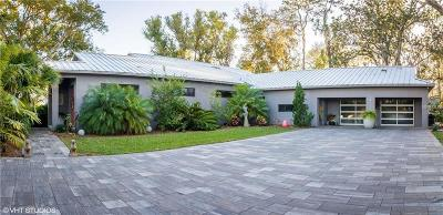 Mount Dora, Mt Dora, Mt. Dora Single Family Home For Sale: 2771 Lakeshore Drive